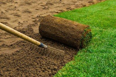 turf laying in kent